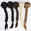 cheap Hair Accessories-Clip In Ponytails Synthetic Hair Hair Piece Hair Extension Curly
