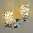 preiswerte Wandleuchten-CXYlight Modern / Zeitgenössisch Wandlampen Metall Wandleuchte 110-120V / 220-240V Max 60W