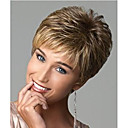 cheap Necklaces-Synthetic Wig Wavy Synthetic Hair Wig Women's Short
