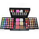 preiswerte Lidschatten-Make-up For You 78 Farben Lidschatten / Puder / Erröten Auge / Gesicht Professionell Wasserdicht Lang anhaltend Alltag Make-up / Feen Makeup Bilden Kosmetikum / Matt / Schimmer