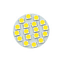 cheap LED Accessories-SENCART 1pc 5 W 450-480 lm G4 LED Spotlight MR11 18 LED Beads SMD 5730 Dimmable Warm White / Cold White / Natural White 12 V / 1 pc / RoHS