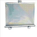 baratos Parasóis & Visores Para carros-carking retrátil carro veículo rolo janela guarda-sol protetor cego ™ com ventosas (58 * 125)