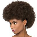 preiswerte Synthetische Perücken-Synthetische Perücken Wellen / Afro Synthetische Haare Afro-amerikanische Perücke Perücke Damen Kurz