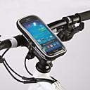 abordables Bolsas para Manillar-ROSWHEEL Bolso del teléfono celular / Bolsa para Manillar 4.8 pulgada Pantalla táctil Ciclismo para Samsung Galaxy S6 / iPhone 5C / iPhone 4/4S / iPhone 8/7/6S/6 / Cremallera a prueba de agua