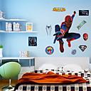preiswerte Wand-Sticker-Dekorative Wand Sticker - Flugzeug-Wand Sticker Stillleben / Mode / Freizeit Wohnzimmer / Schlafzimmer / Esszimmer / Abziehbar