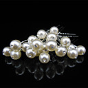 cheap Party Headpieces-Pearl Hair Pin Hair Stick 1 Wedding Special Occasion Headpiece