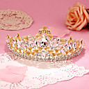 cheap Party Headpieces-Rhinestone / Alloy Tiaras / Headbands with 1 Wedding / Special Occasion / Birthday Headpiece