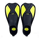 cheap Wetsuits, Diving Suits & Rash Guard Shirts-Diving Fins / Swim Fins Flexible, Short Blade, Durable Swimming, Diving, Snorkeling Silicone - for Adults Yellow / Blue / Pink