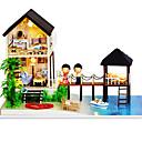 povoljno Odjeća za fitness, trčanje i jogu-za dom DIY proizvodi Koliba Maldivi priručnik montaža Kuća Kinesko Valentinovo dar