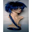 hesapli Kostüm Peruğu-Sentetik Peruklar / Kostüm Perukları Kinky Curly Sentetik Saç Peruk Kadın's