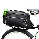 olcso Túratáskák csomagtartóra-ROSWHEEL 10 L Túratáskák csomagtartóra Vízálló Viselhető Ütésálló Kerékpáros táska Ruhaanyag Poliészter PVC Kerékpáros táska Kerékpáros táska Kerékpározás / Kerékpár