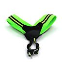 abordables Accesorios de Aseo para Perro-Gato Perro Bozales Ajustable / Retractable Reflexivo Suave Seguridad Acolchado Un Color Nailon Rosa Verde