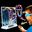 cheap Board Games-Drawing Toy / Drawing Tablet Dinosaur / Birthday Lighting / LED Lighting / LED Boys'