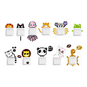 cheap Wall Stickers-Animals Wall Stickers Animal Wall Stickers Light Switch Stickers, Vinyl Home Decoration Wall Decal Wall Decoration