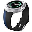 billige Smartklokke Tilbehør-Klokkerem til Gear S2 Samsung Galaxy Sportsrem Silikon Håndleddsrem