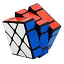 abordables Cubos de Rubik-Cubo de rubik YONG JUN Fisher Cube 3*3*3 Cubo velocidad suave Cubos mágicos rompecabezas del cubo Nivel profesional Velocidad Competencia