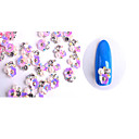 cheap Rhinestone & Decorations-10 pcs Nail Jewelry Metallic / Flower / Pearl Lovely Daily Nail Art Design