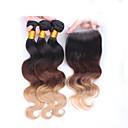 hesapli Mıknatıslı Oyuncaklar-İnce Dalgalı Avrasya Saçı Vücut Dalgası Gerçek Saç Ombre Ombre İnsan saç örgüleri İnsan Saç Uzantıları