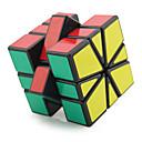 abordables Cubos de Rubik-Cubo de rubik Shengshou Square-1 3*3*3 Cubo velocidad suave Cubos mágicos rompecabezas del cubo Nivel profesional Velocidad Competencia