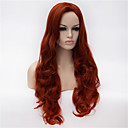 cheap Hair Accessories-the new wig anime characters cos 30 inch volume classification in the wine red hair Halloween