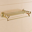 preiswerte Badarmaturen-Badezimmer Regal Moderne Messing 1 Stück - Hotelbad Doppelbett(200 x 200)