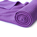 cheap Yoga Towels-Yoga Towel Odor Free Eco-friendly Non-Slip Microfiber for Yoga Pilates Bikram 180.0*60.0*0.5 cm Purple Green Blue