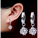 cheap Earrings-Women's Earrings - Pearl, Imitation Pearl Fashion Silver For Party / Daily