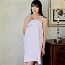 זול מגבות מקלחת-איכות מעולה חלוק רחצה, סרוג 100% כותנה חדר אמבטיה