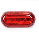 baratos Luzes de Bicicleta & Refletores-Luz Traseira Para Bicicleta / luzes de segurança / Luzes da cauda LED - Ciclismo Luz LED, Fácil de Transportar, Atenção Outro 10 lm Ciclismo