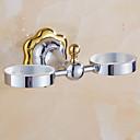 preiswerte Modische Armbänder-Zahnbürstenhalter Moderne Messing 1 Stück - Hotelbad