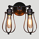 cheap Pendant Lights-Rustic / Lodge Wall Lamps & Sconces Metal Wall Light 110-120V / 220-240V