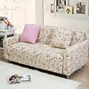 abordables Fundas Removibles-estilo breve multifuncional de tela de todo incluido de cubre sofá cubierta estiramiento completo del color sólido elástico caso sofá