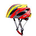 رخيصةأون خوذات الدراجة-بالغين خوذة دراجة 18 المخارج Impact Resistant EPS, الكمبيوتر الشخصي رياضات أخضر / الدراجة - أحمر وأسود / أزرق سماوي / أحمر /  أصفر