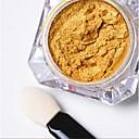 cheap Rhinestone & Decorations-2 pcs Glitter & Poudre / Powder Glitters / Classic Nail Art Design Daily