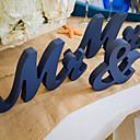 رخيصةأون ديكورات الزفاف-مادة خشب مركز الجدول قطعة - غير مخصص حوامل البطاقة أخرى طاولات 3 ربيع صيف خريف شتاء كل الفصول