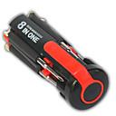 abordables Aspirador coche-8 en 1 destornillador de múltiples conjunto de herramientas portátiles