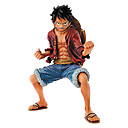 cheap Anime Action Figures-Anime Action Figures Inspired by One Piece Monkey D. Luffy PVC 18cm CM Model Toys Doll Toy