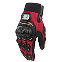 abordables Auriculares-deportes al aire libre equitación guantes guantes de motocicleta de carreras de coches eléctricos glovese