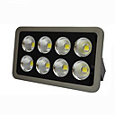 abordables Adhesivos de Pared-1pc 400 W Focos LED Impermeable / Decorativa Blanco Cálido / Blanco Fresco 85-265 V Iluminación Exterior / Patio / Jardín