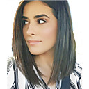 cheap Human Hair Wigs-Human Hair Lace Front Wig Straight Wig 130% Natural Hairline / African American Wig / 100% Hand Tied Women's Short / Medium Length Human Hair Lace Wig