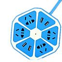 זול תקע חכם-מחובר Smart usb socket