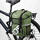 זול סל של אופניים-Rosewheel 15 L תיקים למטען האופניים / תיק כתף עמיד למים, לביש, עמיד לזעזועים תיק אופניים PVC / 600D פוליאסטר תיק אופניים תיק אופניים רכיבה על אופניים / אופנייים