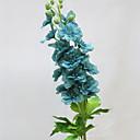 abordables Flores Artificiales-Flores Artificiales 1 Rama Estilo Simple Espuela de Caballero / Margaritas Flor de Mesa