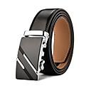 voordelige Modieuze ringen-Heren Feest / Werk Leder / Legering Tailleriem -