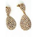 cheap Earrings-Women's Drop Earrings - Fashion Gold / Silver For Wedding / Party / Daily / Casual / Sports