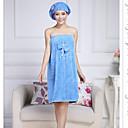 voordelige Handdoeken & Badjassen-Superieure kwaliteit Badhanddoek, Effen 100% coral fleece Badkamer