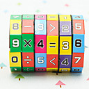 cheap Rings-Magic Cube Sudoku Puzzle Math Toy Educational Toy Eco-friendly Plastic Classic Pieces Boys' Kid's Gift