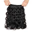 ieftine Copii Accesorii de Păr-3 pachete Păr Indian Stil Ondulat Păr Virgin Umane tesaturi de par Umane Țesăturile de par 8a Umane extensii de par