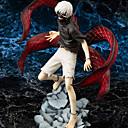 povoljno Modne narukvice-Anime Akcijske figure Inspirirana Tokio Ghoul Ken Kaneki PVC 23 cm CM Model Igračke Doll igračkama