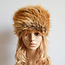 cheap Audio & Video Cables-Women's Faux Fur Ski Hat - Solid Colored